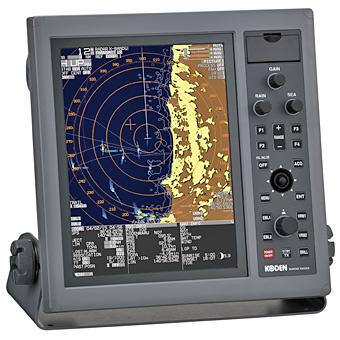 Koden radar