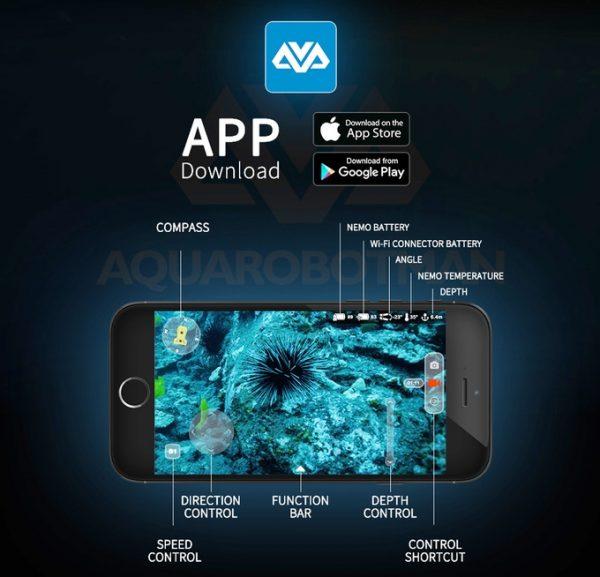 Aquarobotman App